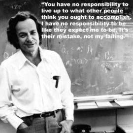 THE FEYNMAN SERIES (!)